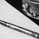 Old Pen by Ellesscee