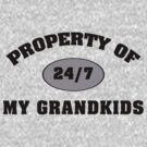 Grandkids by FamilyT-Shirts