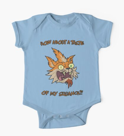 Rick and Morty – How About a Taste of My Squanch?! One Piece - Short Sleeve