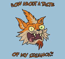 Rick and Morty – How About a Taste of My Squanch?! T-Shirt