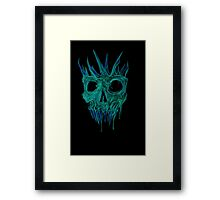 Ghost King Framed Print