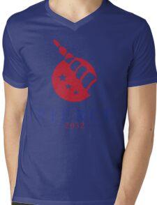 Pierce 2032 Mens V-Neck T-Shirt