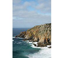 Oceanic Landscape Photographic Print