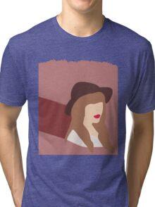 Taylor Swift - vector Tri-blend T-Shirt