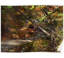 Autumn Lullaby Poster