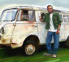 Goliath Bus by RGMcMahon