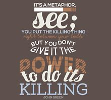 It's A Metaphor Unisex T-Shirt