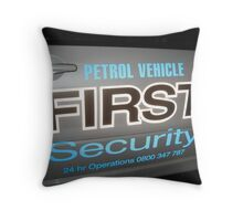 LOL Petrol or Patrol Throw Pillow