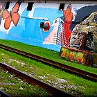 Austin Rail by KLStover