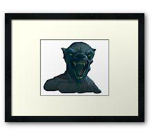 Professor Lupin- Harry Potter Framed Print