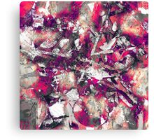 Fused Silence Canvas Print