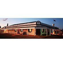 Birdsville Hotel, Queensland Photographic Print