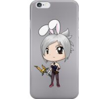 Chibi Battle Bunny Riven iPhone Case/Skin
