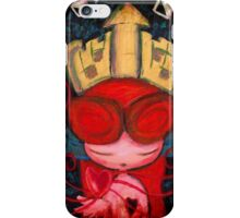 The Mermaid of the Light iPhone Case/Skin