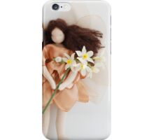 Lilabelle Autumn Fairy iPhone Case/Skin