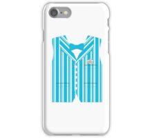 Dapper Dans Vest - Blue iPhone Case/Skin