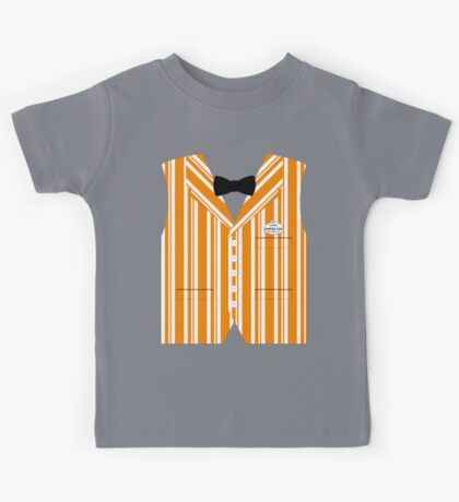 Dapper Dans Vest - Halloween Kids Tee