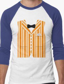 Dapper Dans Vest - Halloween Men's Baseball ¾ T-Shirt