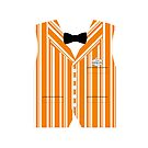 Dapper Dans Vest - Halloween by jdotcole