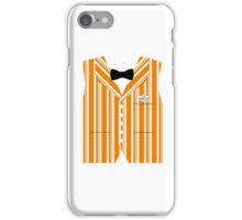 Dapper Dans Vest - Halloween iPhone Case/Skin