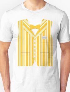 Dapper Dans Vest - Orange T-Shirt