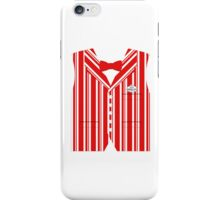 Dapper Dans Vest - Red iPhone Case/Skin