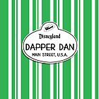 Dapper Dans Nametag - Green by jdotcole
