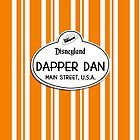 Dapper Dans Nametag - Halloween by jdotcole