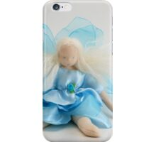 Lilabelle Winter Fairy iPhone Case/Skin