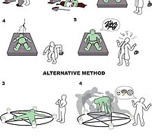 How to Reanimate the Dead by JellySnail