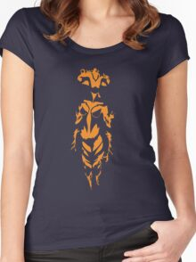 Flame Atronach Women's Fitted Scoop T-Shirt