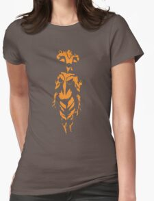 Flame Atronach Womens Fitted T-Shirt