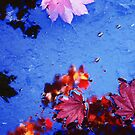 Leaves in Watercolor by ShutterlyPrfct
