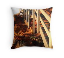 The Ascent 2 Throw Pillow