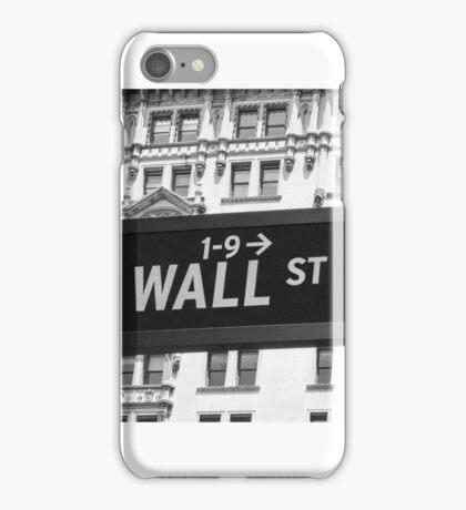 Wall Street iPhone Case/Skin
