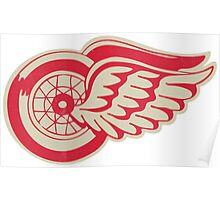 Red Wings Detroits sport Poster