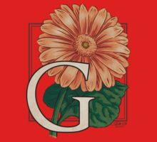 G is for Gerbera Kids Clothes