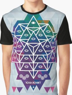 YOGA ROCKET Graphic T-Shirt