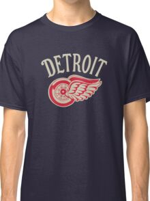 Red Wings sport detroit Classic T-Shirt