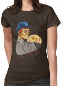 Snailapillar Womens Fitted T-Shirt