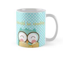 Owl Should be Reading Mug