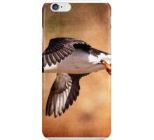 Puffin in Flight iPhone Case/Skin