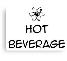 TBBT - Hot Beverage Canvas Print