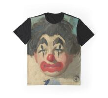 Italian Clown Graphic T-Shirt