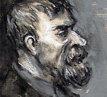 Altered, Suspect James Thomas Sadler by Cameron Hampton