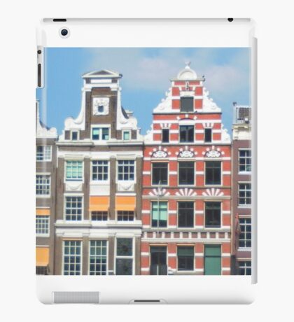 Beautiful buildings iPad Case/Skin