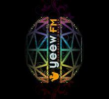 yeewFM iPhone & iPod Cover - Season 1 Logo by chuffed
