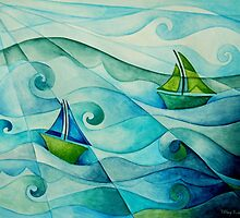 Open Seas by Tiffany Budd