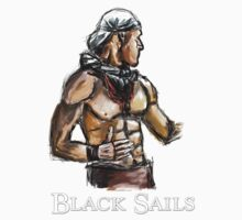 Billy Bones Black Sails Kids Tee
