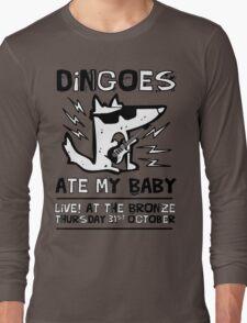 Dingoes Ate My Baby | Buffy The Vampire Slayer Band T-shirt Long Sleeve T-Shirt